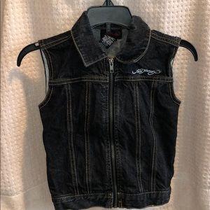 Ed Hardy girls jacket